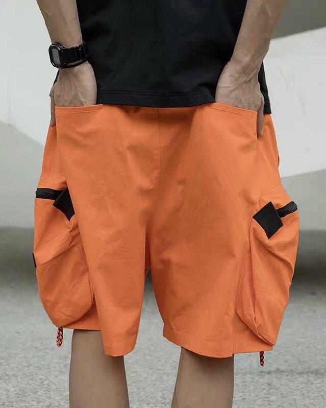 ビッグポケットカーゴショートパンツ ハーフパンツ メンズの商品画像6